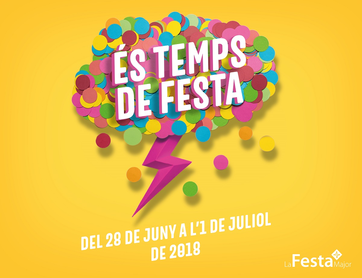 Festa Major Sant Cugat 2018 - Presentació CP World Games