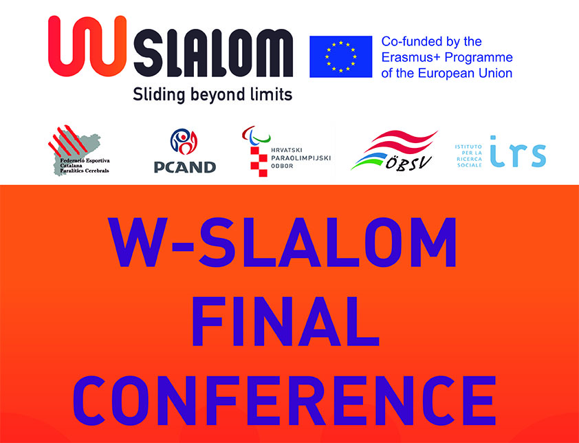 Wheelchair Slalom Erasmus+ Programme European Union - FECPC